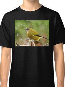 A Chilly Breeze - Bellbird NZ Classic T-Shirt