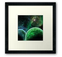 Eternia Framed Print