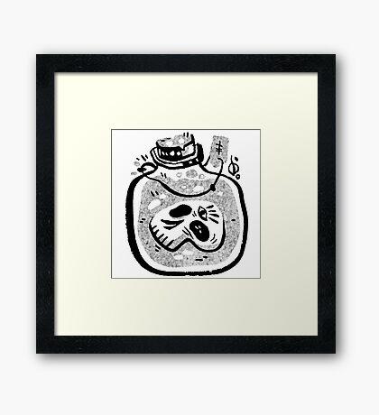Pickles  Framed Print