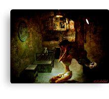 Room 212. Canvas Print