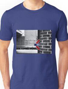 West Ham Tube Station Unisex T-Shirt