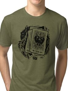 cards Tri-blend T-Shirt