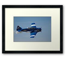 Wild West Air Fest Steamboat Springs Framed Print