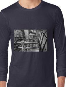 Westminster Tube Station Long Sleeve T-Shirt