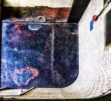 Whitechapel Tube Station by AntSmith
