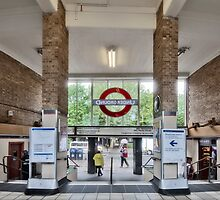 White City Tube Station by AntSmith