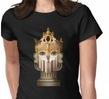 Architectural Gaze Womens Fitted T-Shirt
