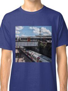 Willesden junction Tube Station Classic T-Shirt