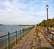 Vidin Riverwalk by Nickolay Stanev