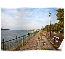 Vidin Riverwalk Poster