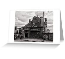 Wimbledon Park Tube Station Greeting Card