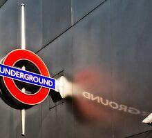 Wood Lane Tube Station by AntSmith