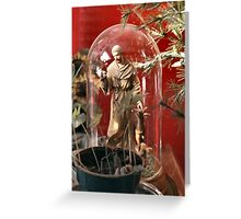 Saint Francis Assisi Greeting Card