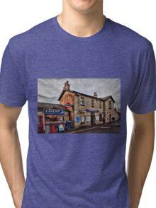 Woodside Park Tube Station Tri-blend T-Shirt