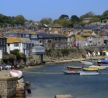 Mousehole, Cornwall. by rodsfotos