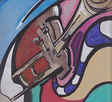 Sounds of a Trumpeter by droquemore77