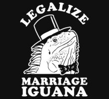 Legalize Marriage Iguana by dwiyana