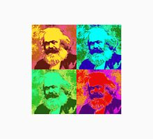 Karl Marx Pop Art Unisex T-Shirt