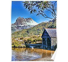 Cradle Mountain in Tasmania Poster