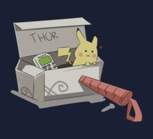The Secret to Thor's Hammer Kids Clothes