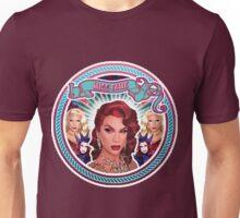 Miss Fame Art Nouveau Unisex T-Shirt