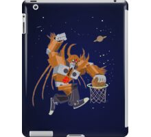 Planet dunk iPad Case/Skin