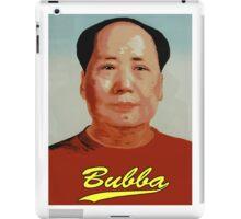 Chairman Bubba  iPad Case/Skin