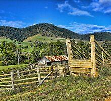 Barn in tasmania by Ausgirl60