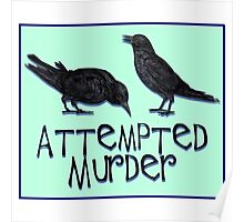 A Case of Attempted Murder Poster