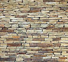 Stone wall by vladromensky