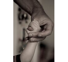 hands full of love Photographic Print