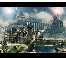 mira castle Photographic Print