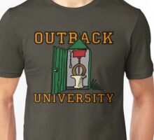 Outback University, Funny Unisex T-Shirt