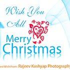 Merry Christmas by RajeevKashyap