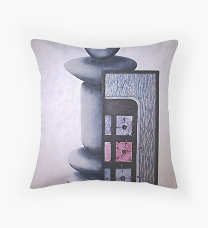 ZEN TO I - The Flow Throw Pillow