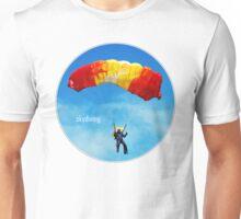 skydiving2 Unisex T-Shirt