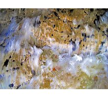 Rock Wash Photographic Print