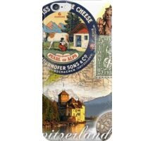 switzerland iPhone Case/Skin