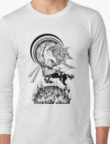 'Sagittarius' based on mythology Long Sleeve T-Shirt