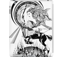 'Sagittarius' based on mythology iPad Case/Skin
