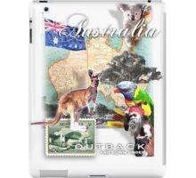 austraila iPad Case/Skin