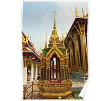 Grand Palace in Bangkok Poster