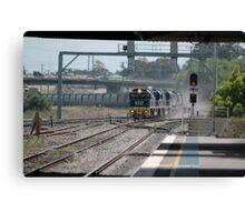 Coal Train - NSW Canvas Print