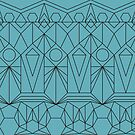 My Favorite Pattern 10 by Mareike Böhmer