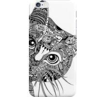 Mandala Cat iPhone Case/Skin