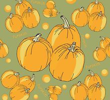 pumpkins by BorodinDenis