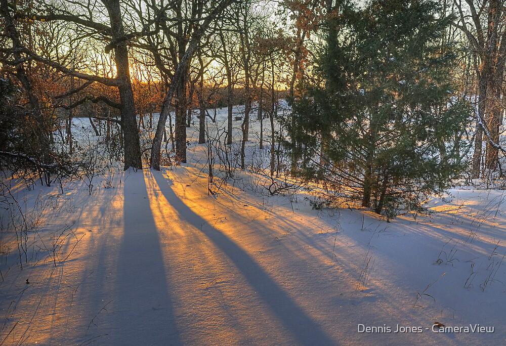 Christmas Morning Sunrise - HDR by Dennis Jones - CameraView