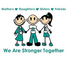 We Are Stronger Together by chickadeegirl71