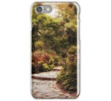 Shakespeare's Garden iPhone Case/Skin