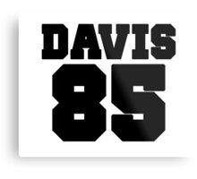 Paramore Davis 85 Metal Print